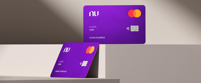 Dos moraditas, las tarjetas de crédito de Nu Colombia, parecen tomar sol luego de la ampliación de capital de la serie G de Nubank, cuyo mayor inversionista es el fondo de inversión Berkshire Hathaway